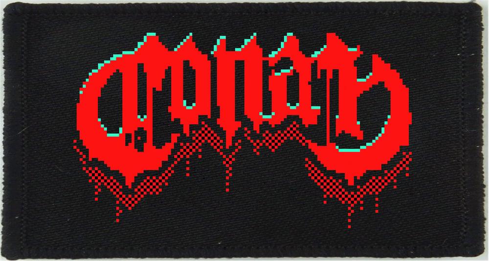 Image of 8 bit pixel art logo