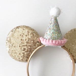 Image of Mouse ear party hats