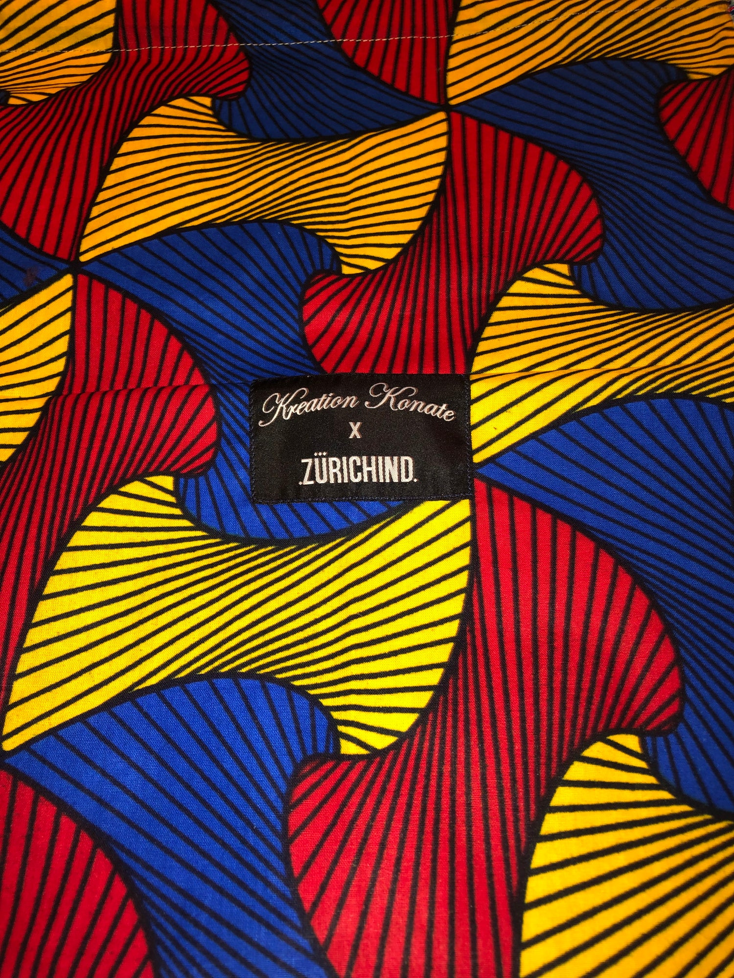 Image of ZÜRICHIND VIII x KREATION KONATE - bag