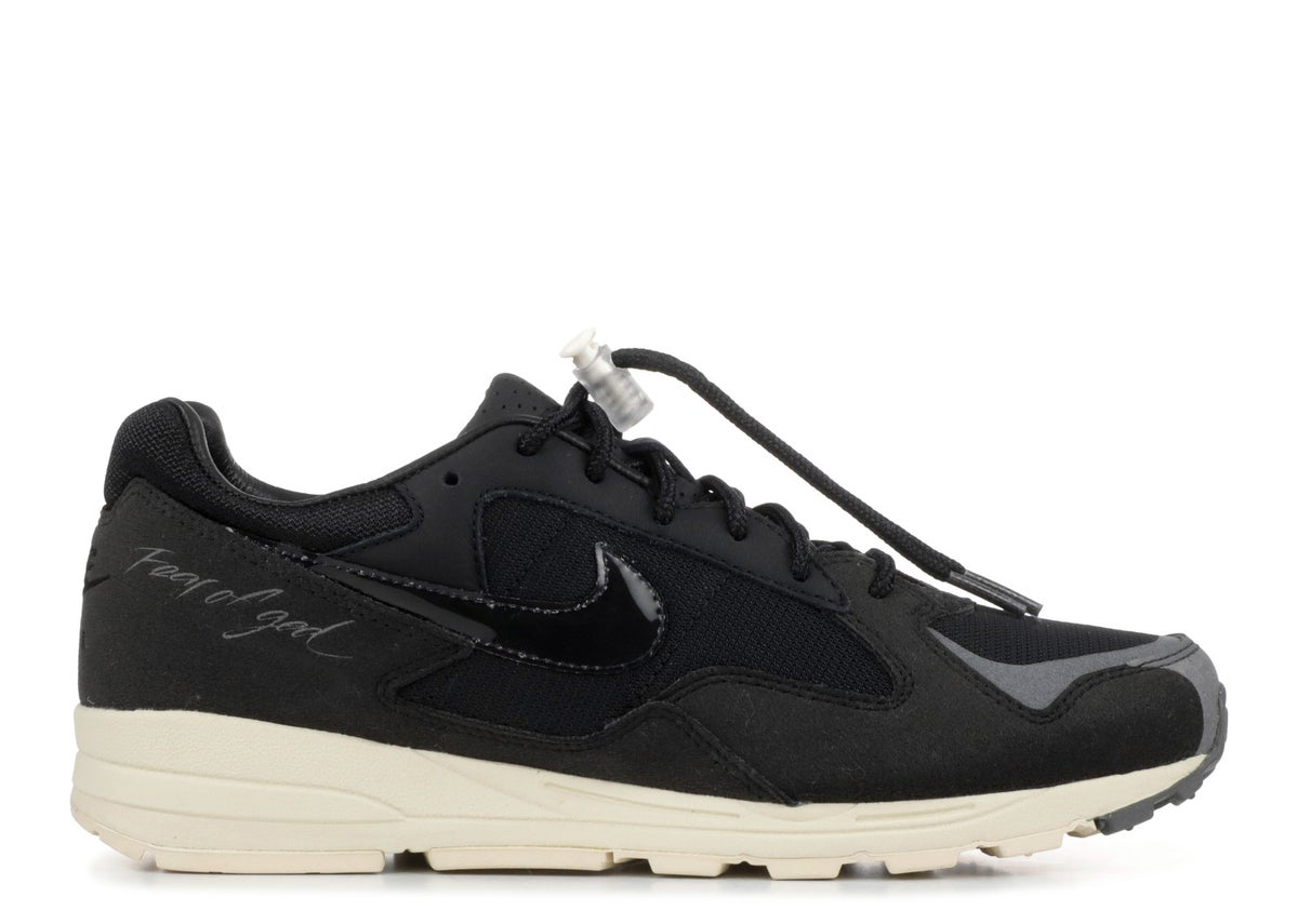 Image of NIKE AIR SKYLON II FEAR OF GOD  'BLACK'