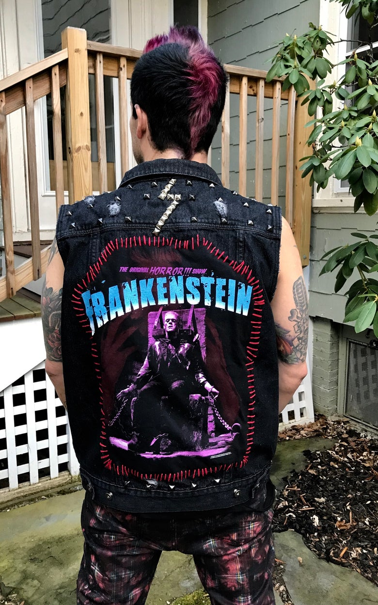 Image of Frankenstein Vest