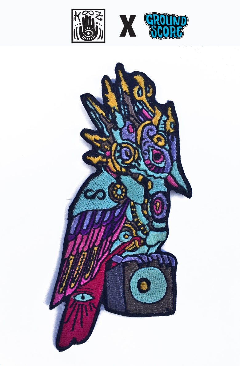 Image of KOOZ - Speaker Bird V4 Patch