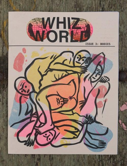 Image of Whiz World Issue 3: BODIES