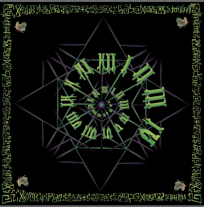 Image of Timestretch Bandana