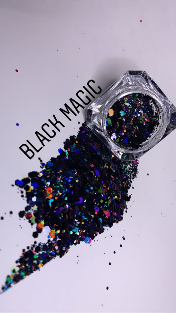 Image of Black Magic Glitter
