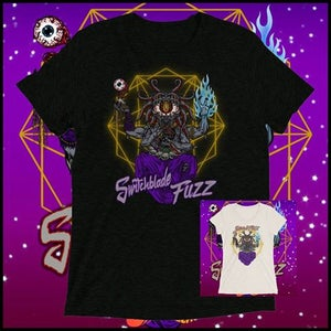 Image of Switchblade Fuzz T-Shirt