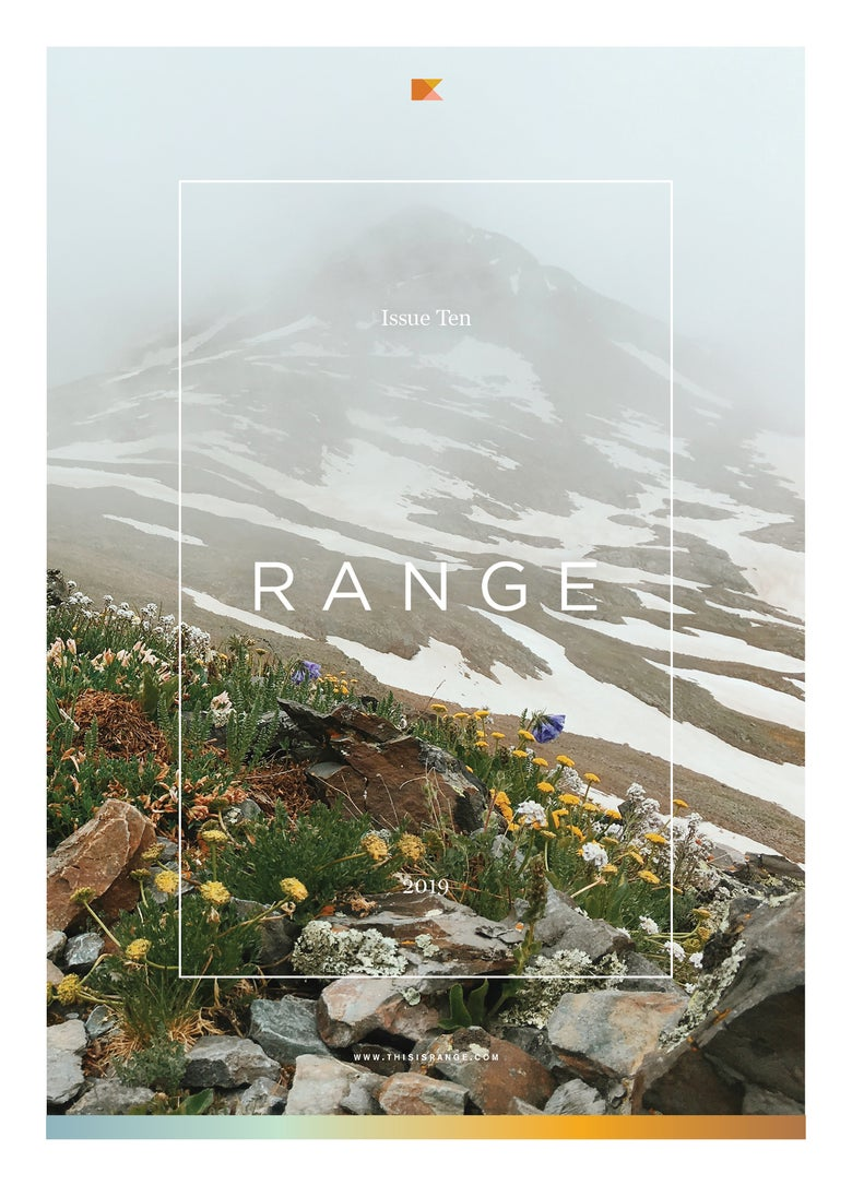 Image of RANGE Magazine Issue Ten