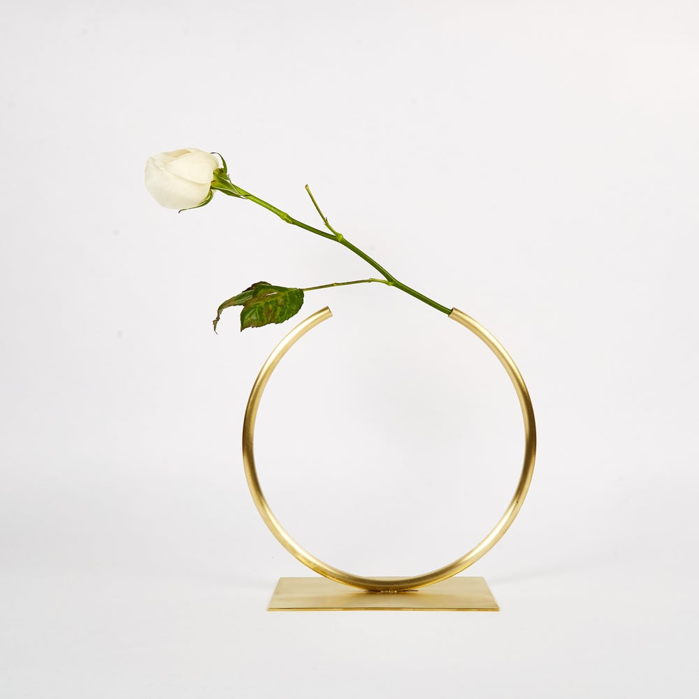 Image of Vase 716 - Almost a CIrcle Vase