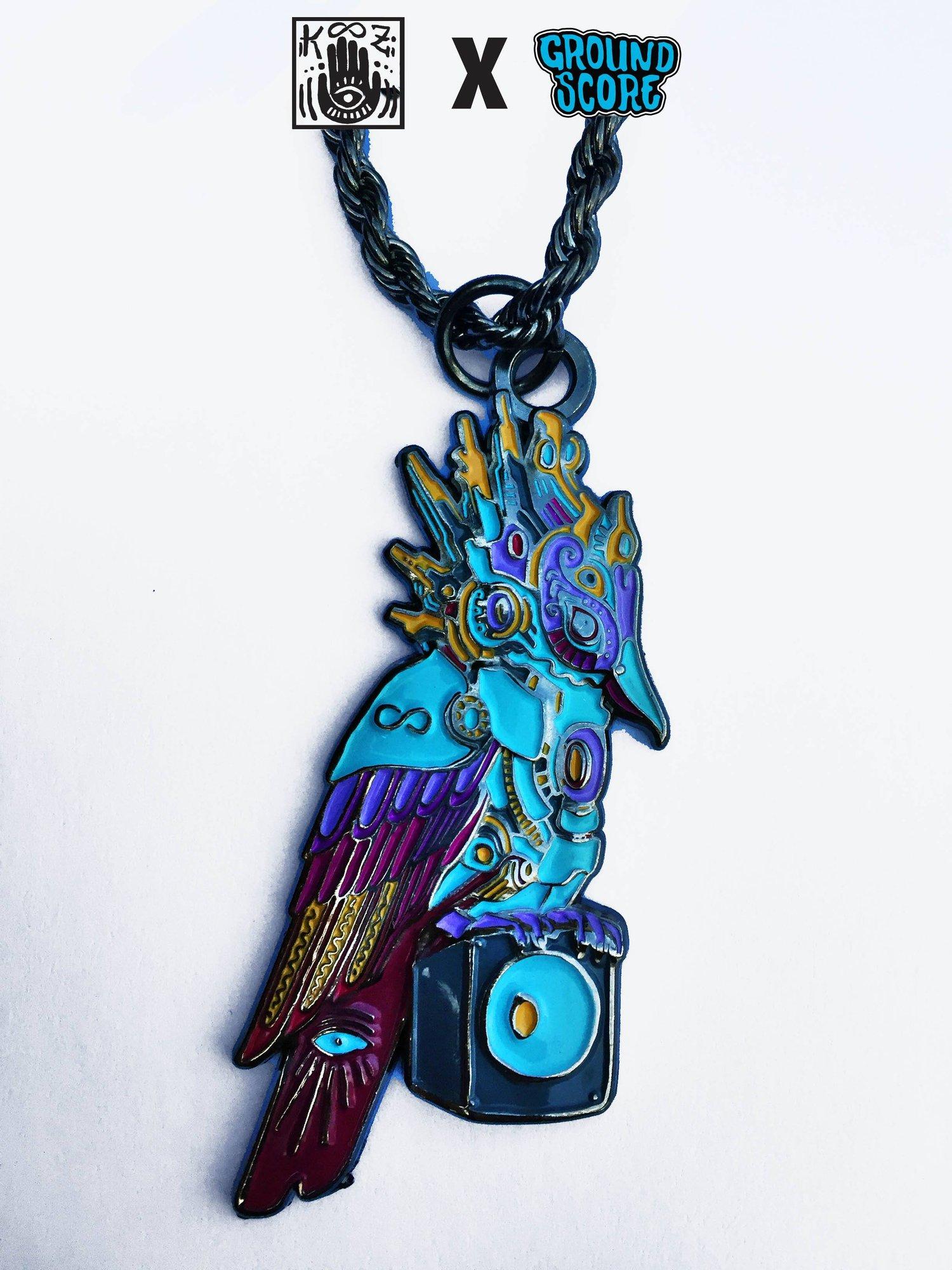 KOOZ - Speaker Bird V4 Pendant