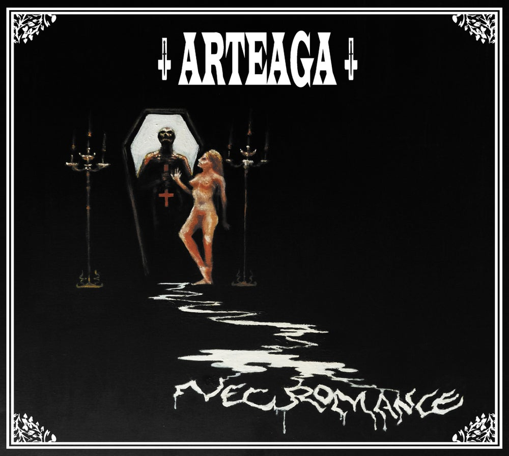 Image of Arteaga - Vol. III Necromance CD edition