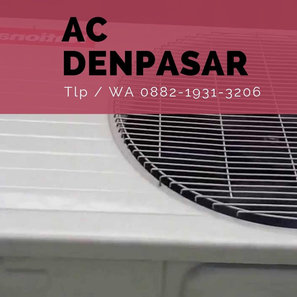 Image of Service Ac Daerah Denpasar Harga Jujur