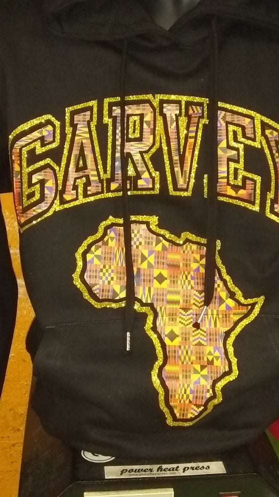Image of GARVEY KENTE GOLD