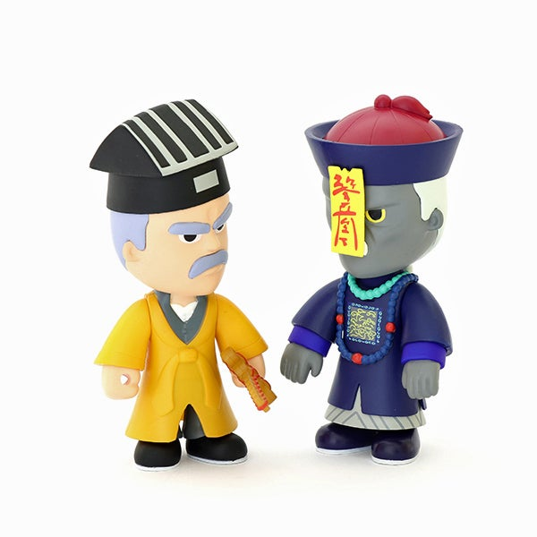 Image of FILMART SERIES WAVE 1 - TWO FIGURE SET - MR VAMPIRE