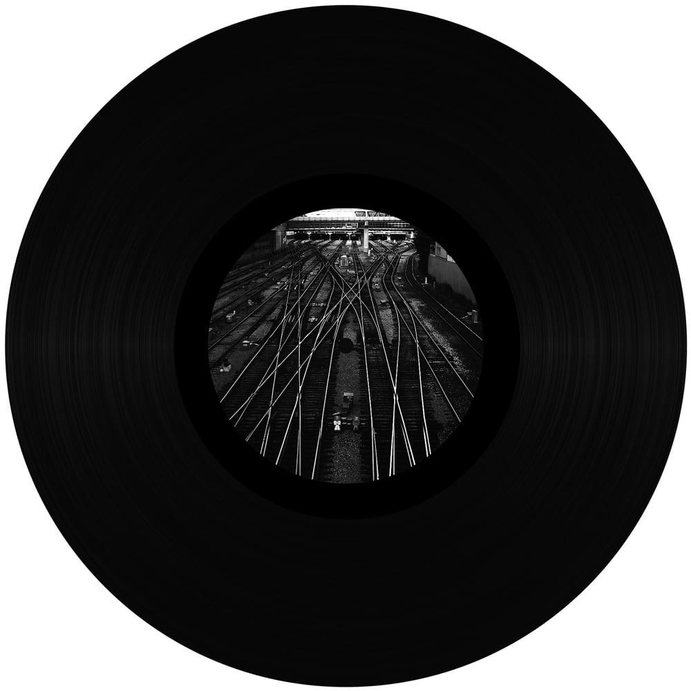 """Image of RÅÅ - """"SKÅNES JÄRNVÄGAR"""" LP (V2)"""