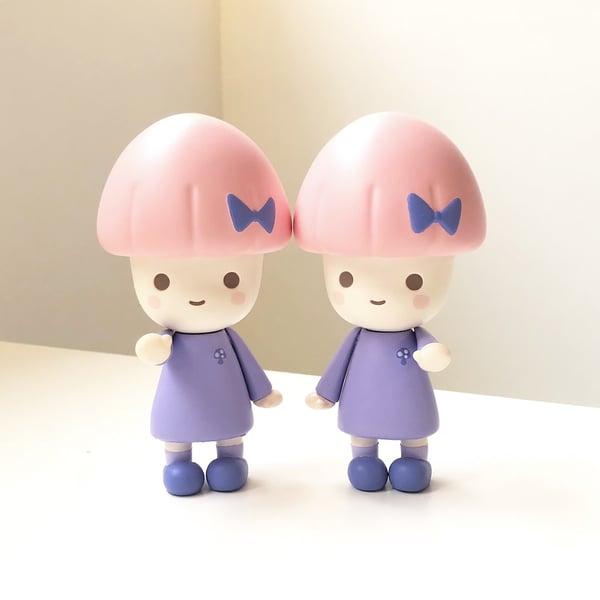 Image of i'm imush - Milk Purple