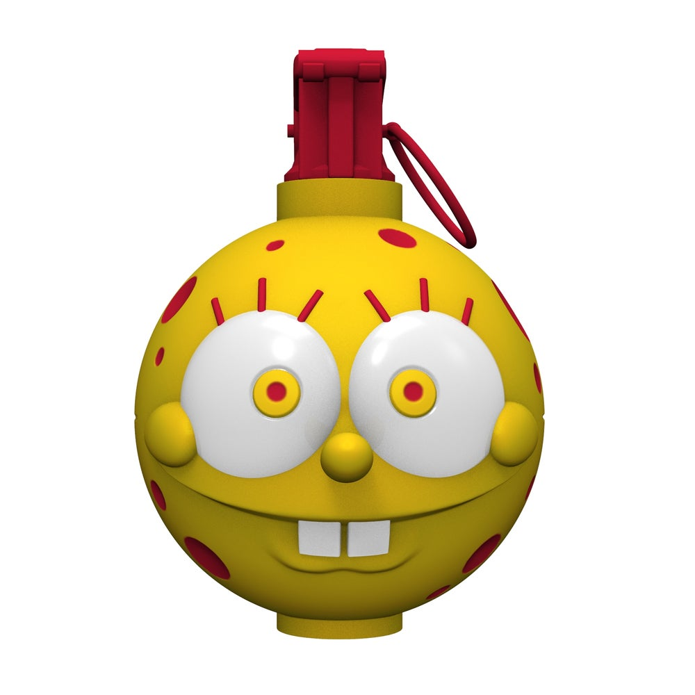Image of Spongrenade: McD Edition