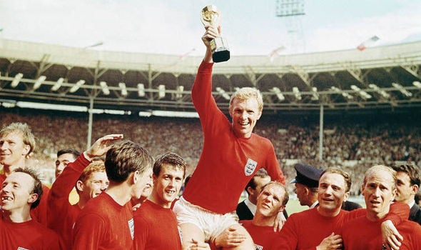 Image of England Commemorative Cap  - 1966 World Cup Final v Germany