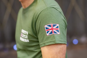 Image of Adult Union T-Shirt - Green