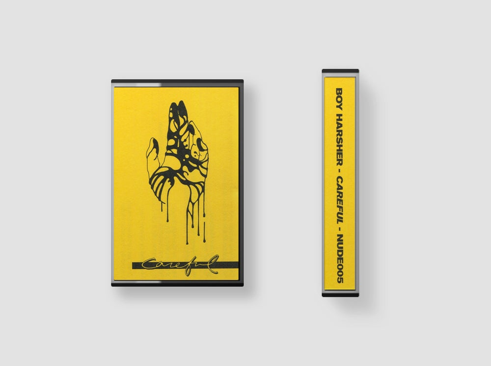 Image of 'Careful' Cassette