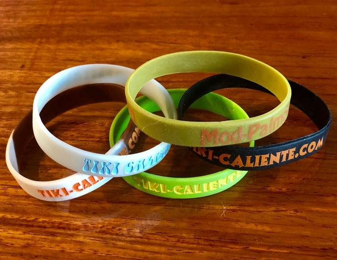 Image of Tiki Caliente 12 Wristband/Mug Pre-Sales