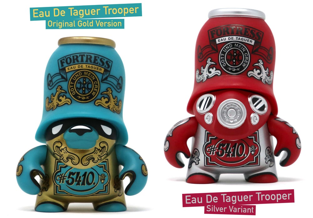 Image of Eau De Taguer Trooper / vinyl toy
