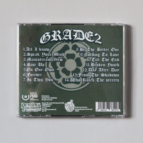 Image of Mainstream View | CD | 2nd Pressing