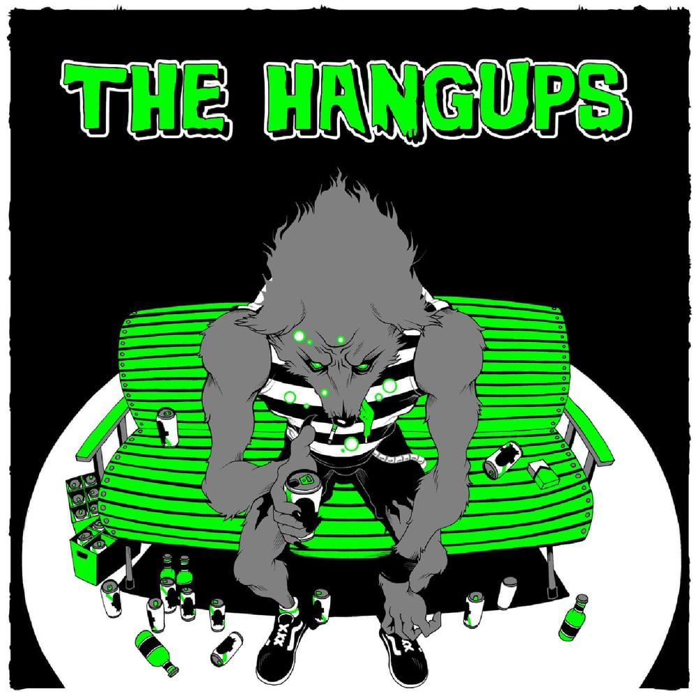 "Image of The Hangups - s/t (7"")"