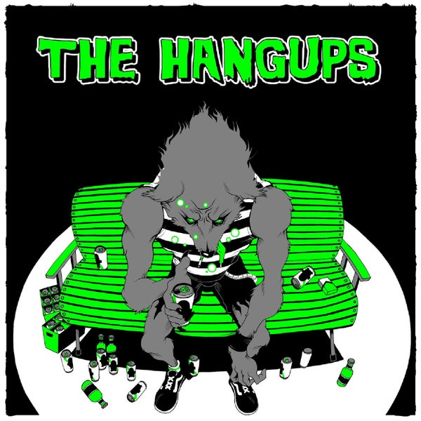 "Image of THE HANGUPS - s/t (7"")"
