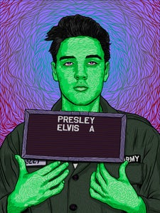 Image of ELVIS --Variant 2