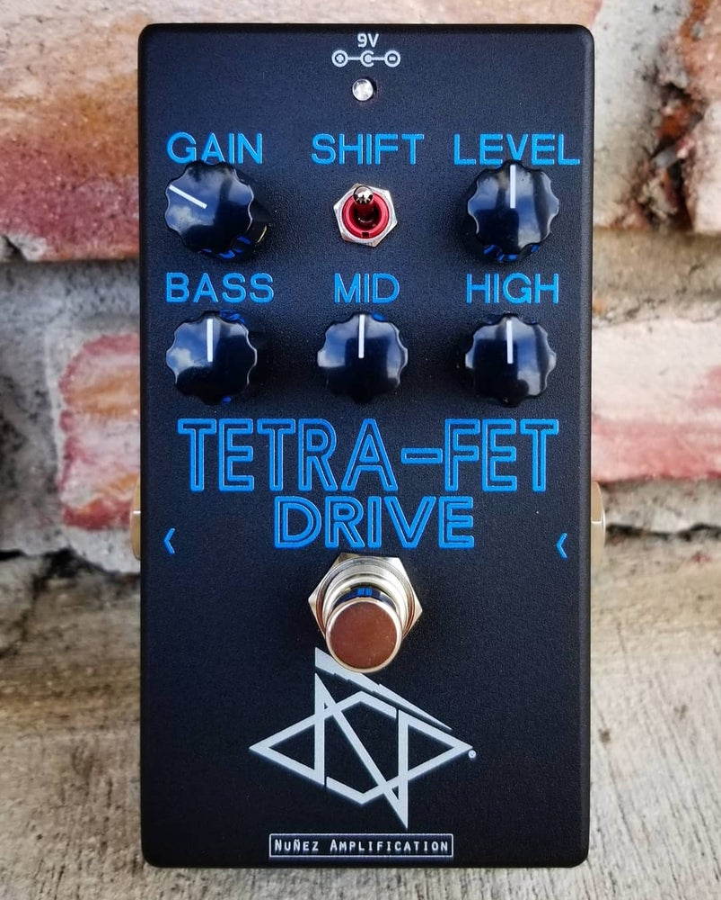 Image of Tetra-Fet Drive