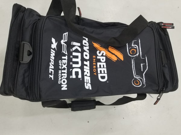 Image of 2019 Dakar Crew Duffle Bag