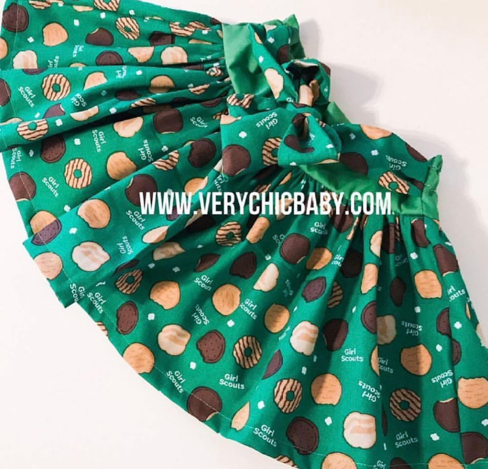 Image of Cookie Skirt