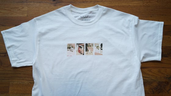 Image of Leon Washere X Bobshirt Banks Tee