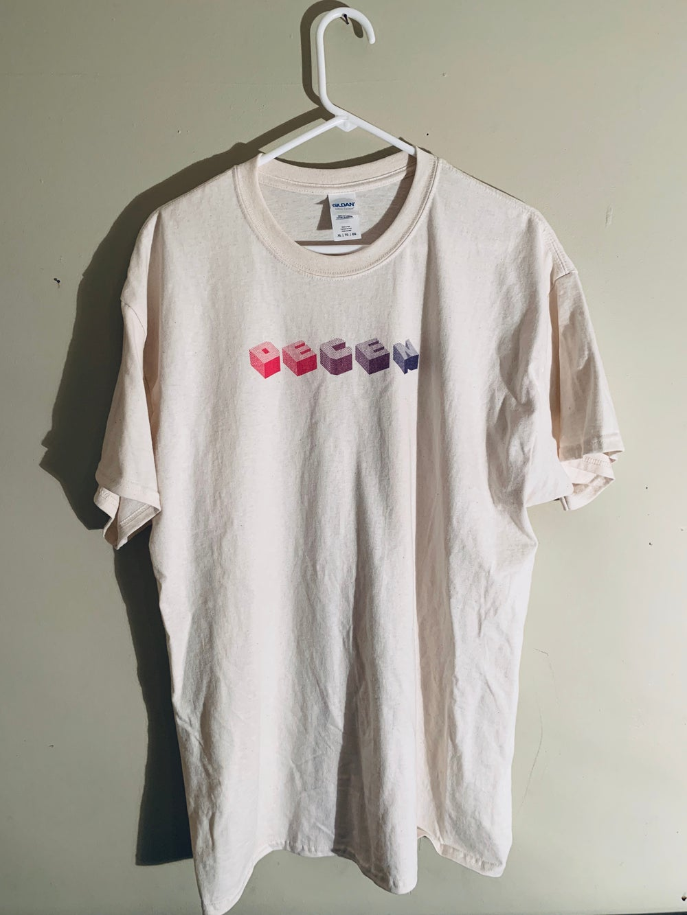 Image of DEGEN BLOCK TEE