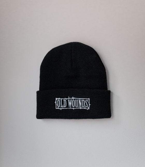 Image of Beanie Embroidered