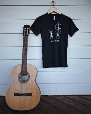 Image of Duo Shirt (Black)