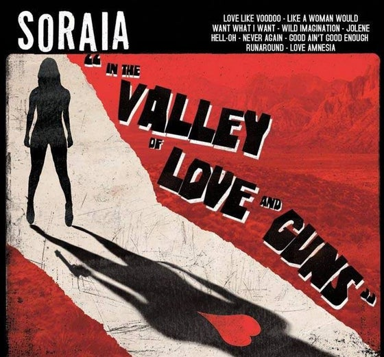 Image of In the Valley of Love and Guns (CD)