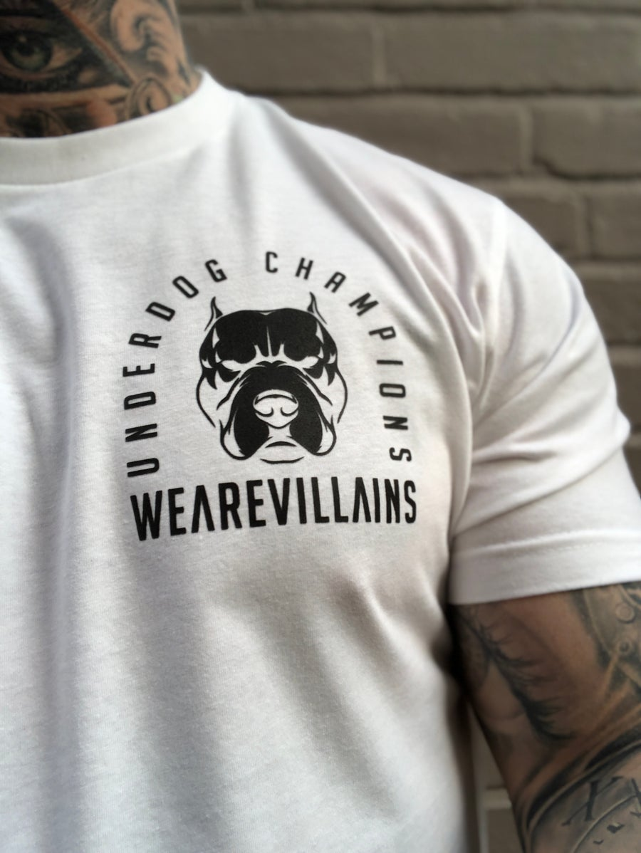 Image of Underdog Champions WEAREVILLAINS