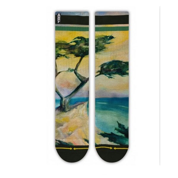 Image of Cypress, Merge4 Socks