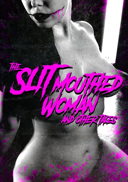 Image of The Slit Mouthed Woman & Other Tales - DVD (February 2019)