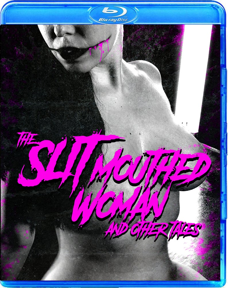 Image of The Slit Mouthed Woman & Other Tales - Blu-Ray (February 2019)