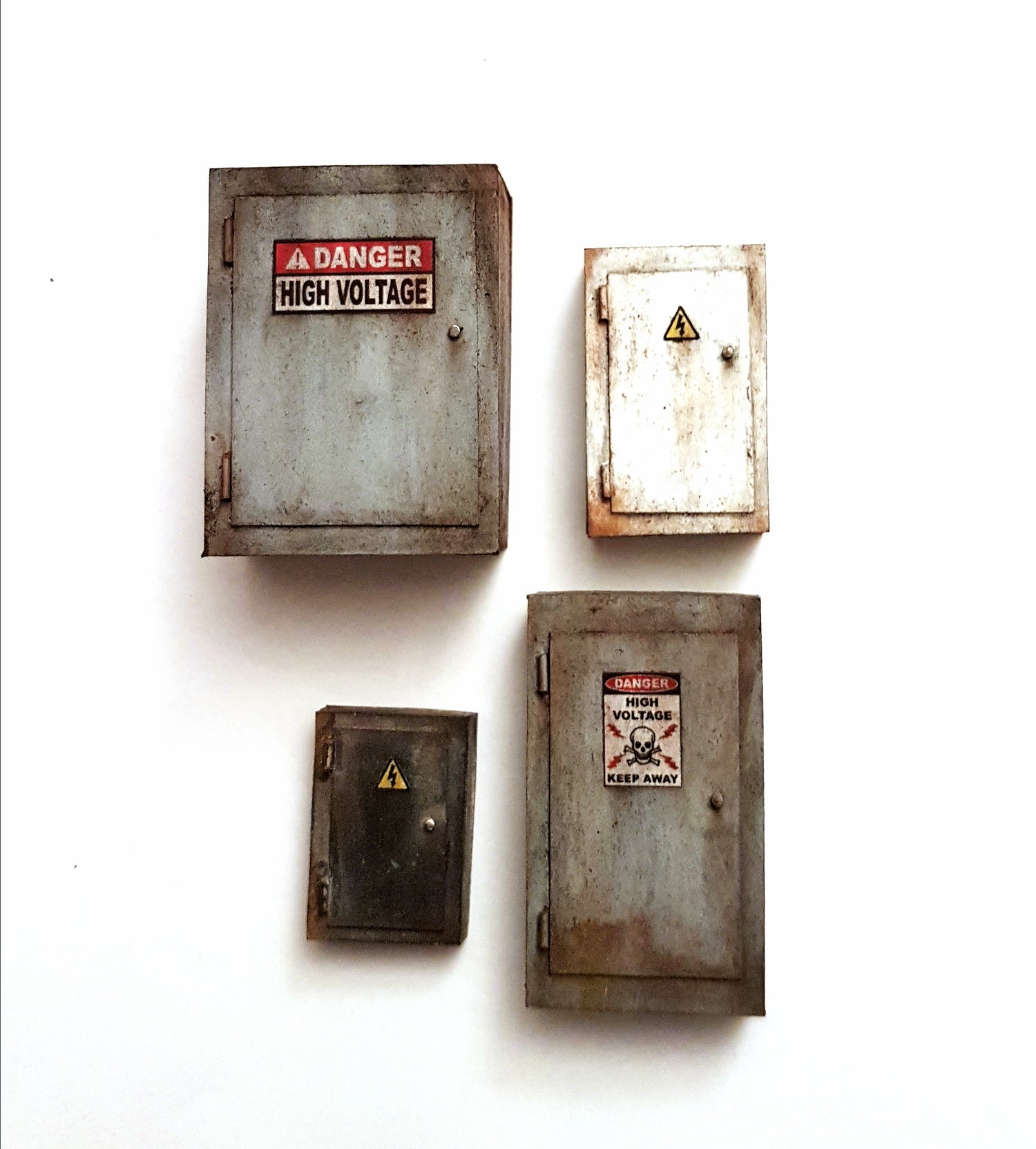 Image of 1/18 ELECTRICAL BOXES