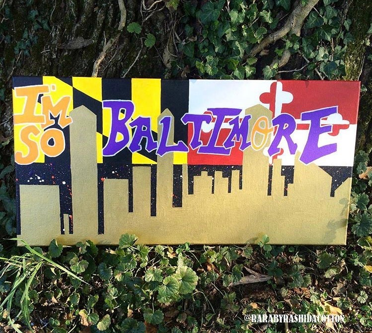 Image of I'm So Baltimore