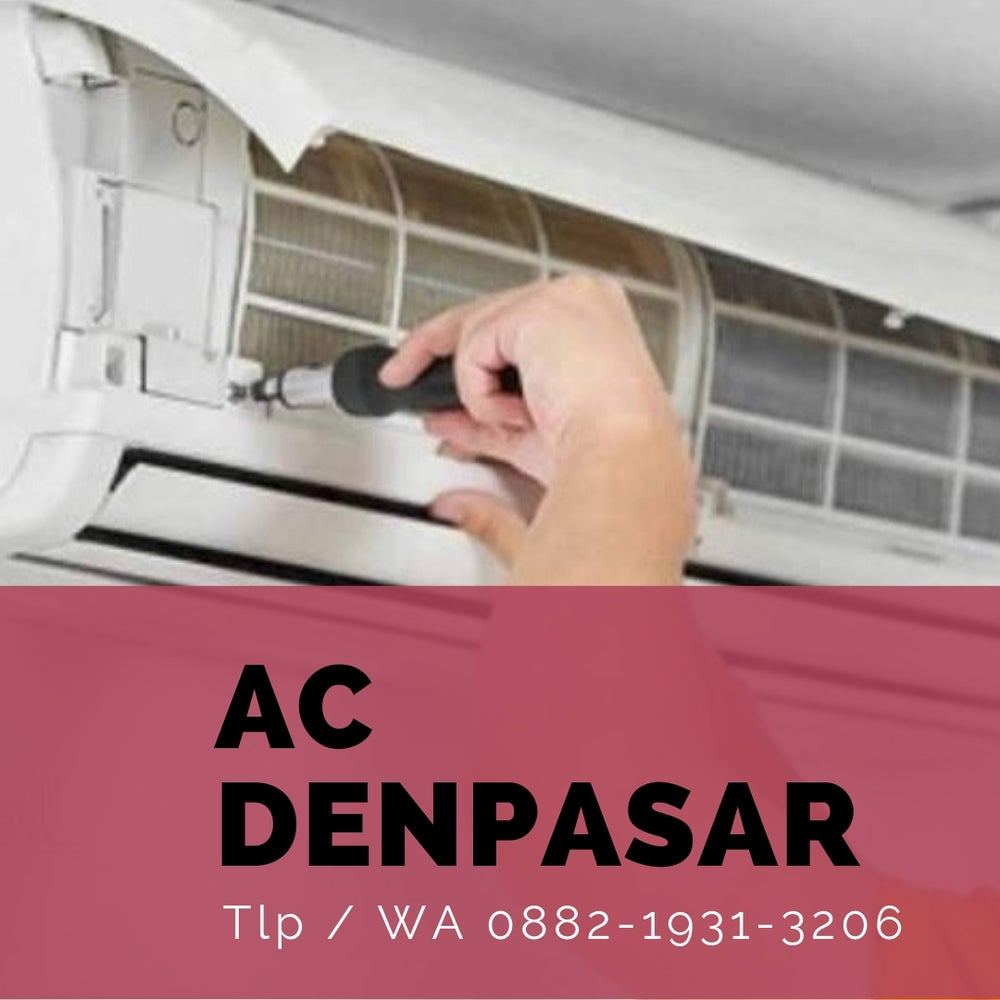 Image of Jasa Cleaning Ac Denpasar Teknisi Berpengalaman