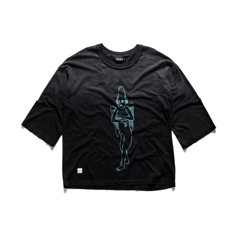 Image of QIANG 3/4 SLEEVE TEE