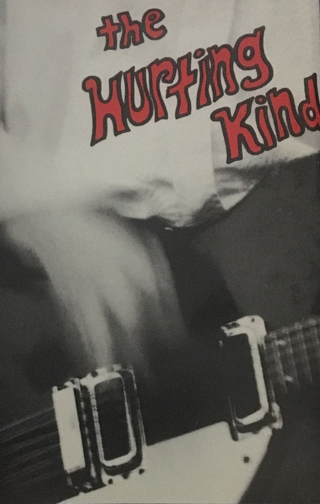 Image of LCMR-019 THE HURTING KIND - EP (C34)