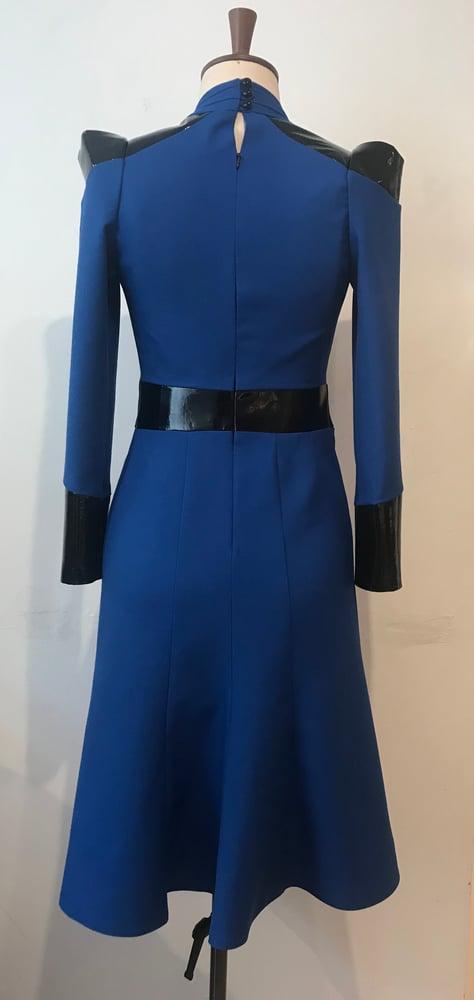 Image of Flared nexus dress