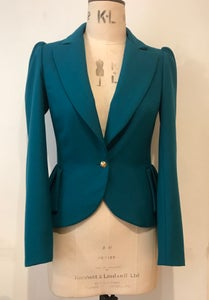 Image of Single button Coachwoman jacket