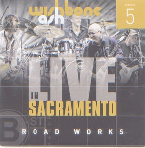 Image of Road Works Volume 5 - Live in Sacramento