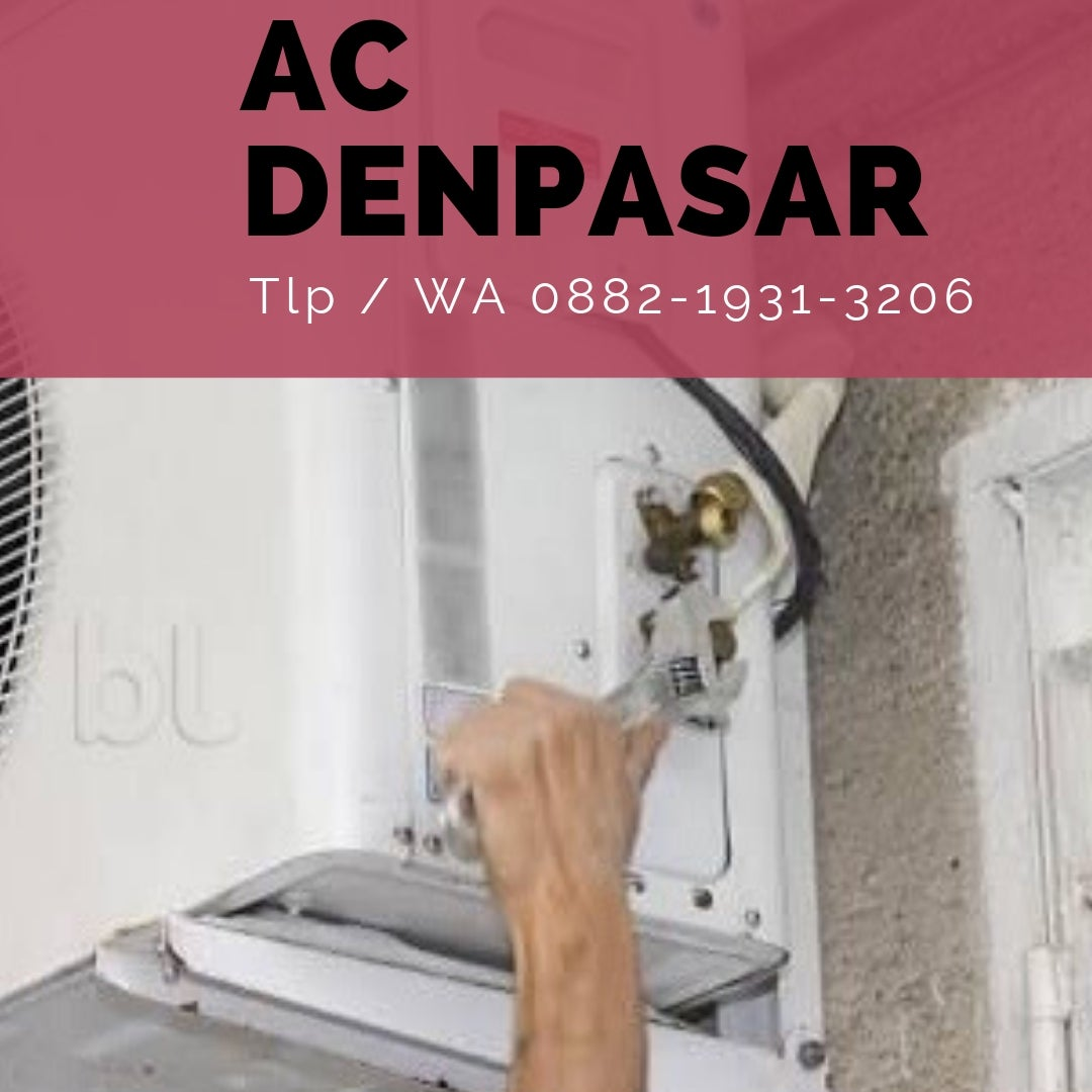 Image of Service Ac Panasonic Di Denpasar Harga Murah